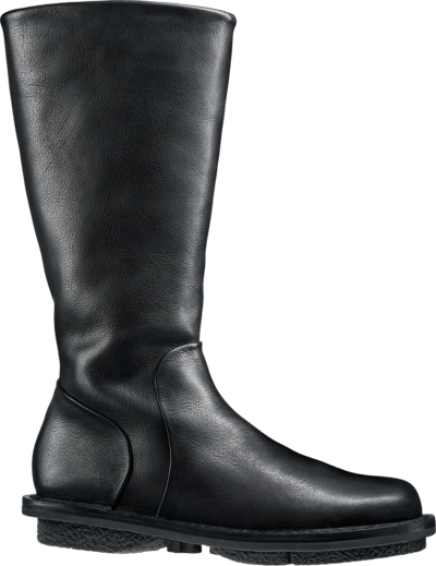 Mid-height Trippen leather boot