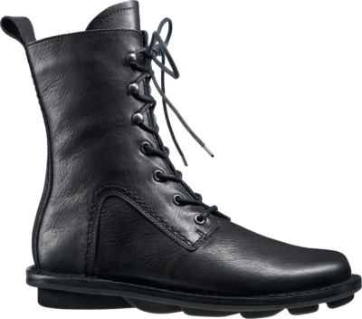 Fur-lined Trippen Boot Tar
