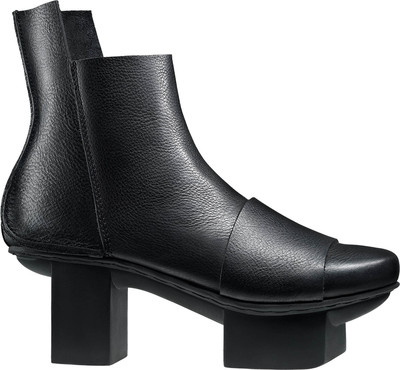 Trippen Happy Boot in black