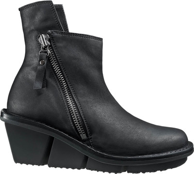 Trippen ankle boot Proper in black leather