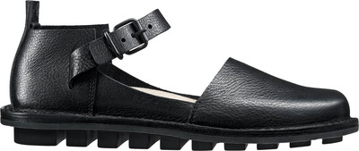Trippen leather shoe Union in black