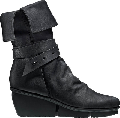 black Trippen leatherboots Draft