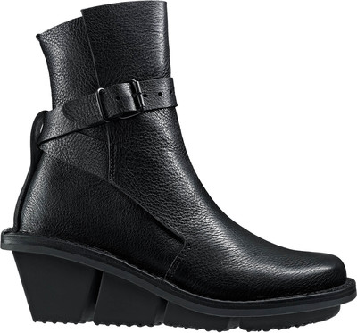 Trippen leather boot on Gritt sole