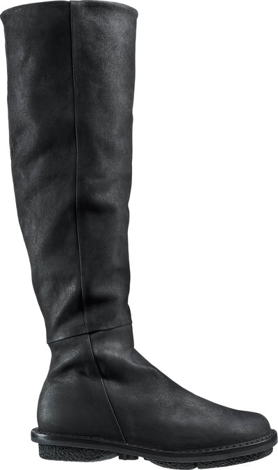 Plain, narrow-fitting Trippen boot Tall