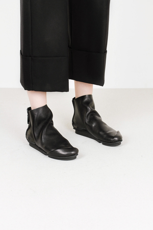 Trippen ploy f waw blk leather boots