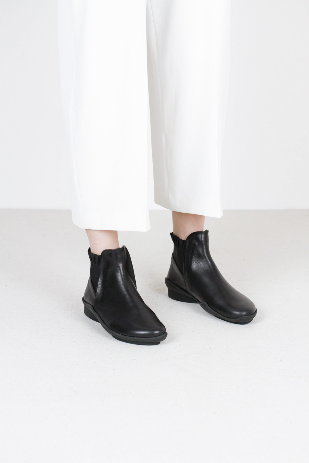 Trippen s%c3%b6ckchen f lxp blk leather shoes