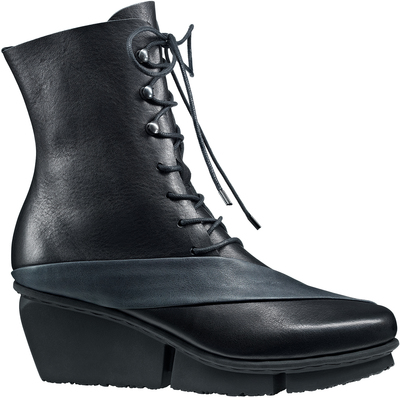 Trippen lace up Boot Passage with stripe