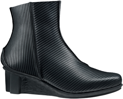 Stylistically minimalist Trippen ankle boot