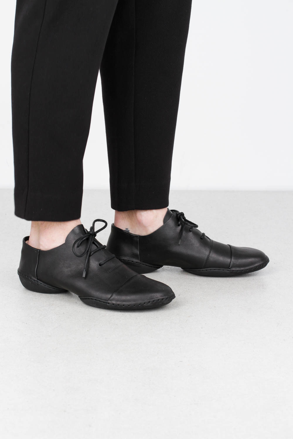 Trippen cello black waw s blk leathershoe2
