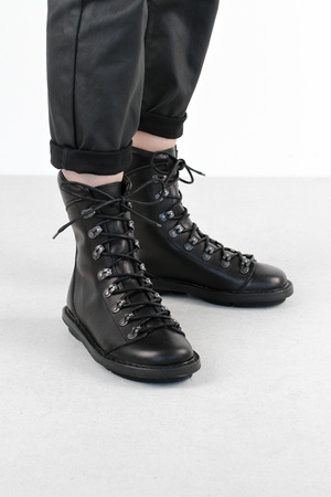 Trippen franz f black waw leather boots2